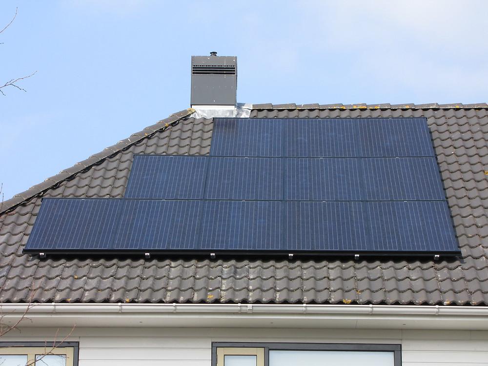Voordelig zonnepanelen voor je medewerkers