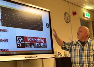 Piet Bouman van BON-Holding