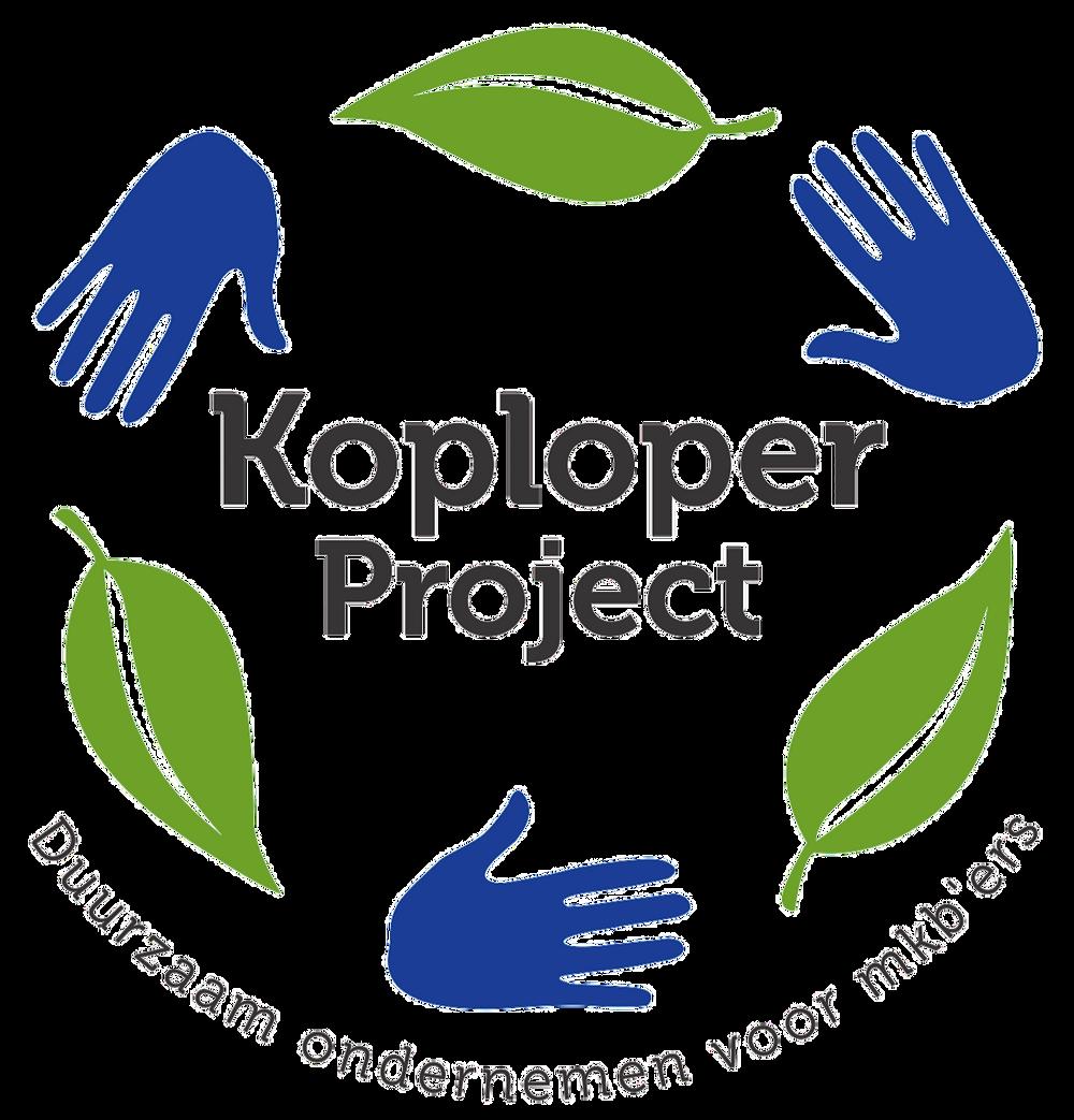 Logo Koploperproject duurzaam ondernemen