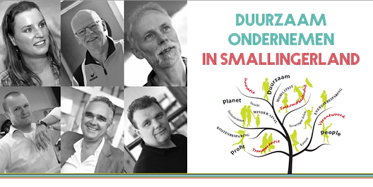 Duurzaam ondernemen in Smallingerland. Ervaringen van deelnemers aan het Koploperproject.