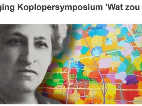 Koplopersymposium Midden-Groningen op 18 oktober