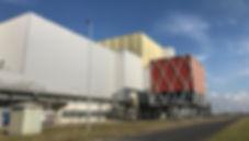 De Reststoffen Energie Centrale (REC) in Harlingen