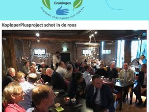Nieuwsbrief Koploperproject Groningen