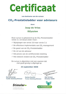 Certificaat CO2-Prestatieladder Jaap.png