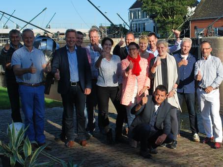 Koplopers Kollumerland ronden project af