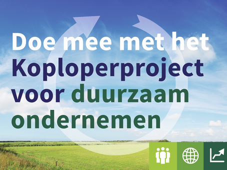 Koploperproject nu ook in Drenthe!