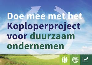 Koploperproject Drenthe van start