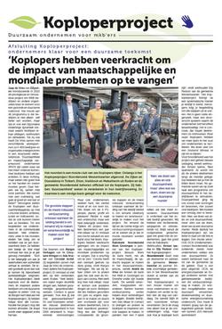Artikel Noordenveld-Westerkwartier