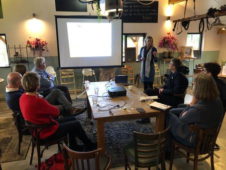 Koplopers Noord- en Oost Drenthe wisselen nulmetingen uit