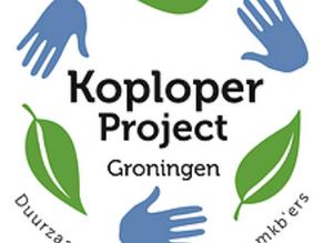 Koploper nieuwsbrief Groningen uit