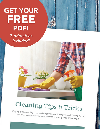 Cleaning-Tips-&-Tricks