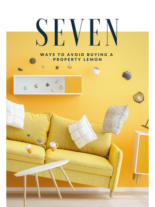 Seven Ways to Avoid Buying a Property Lemon
