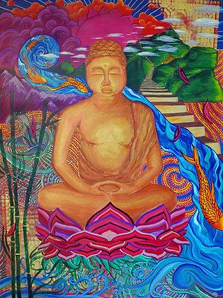 Buddha's Land of Purity