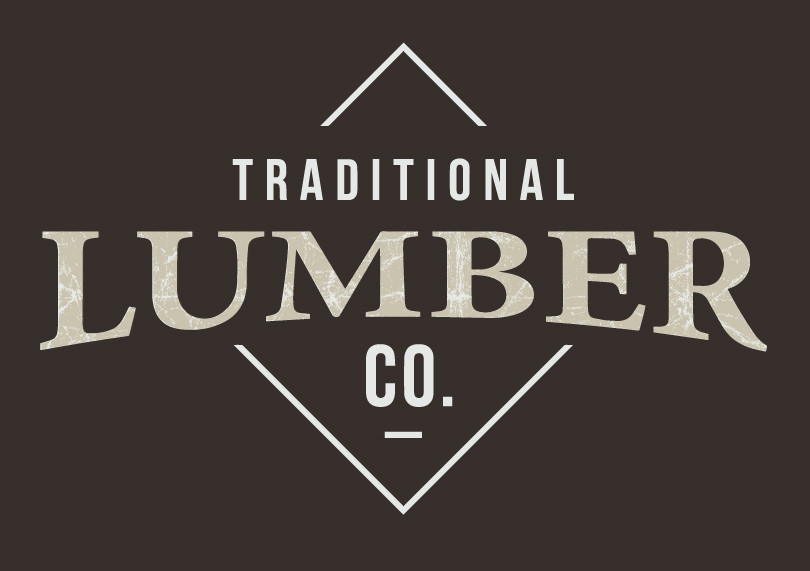 Traditional Lumber Business Card Front