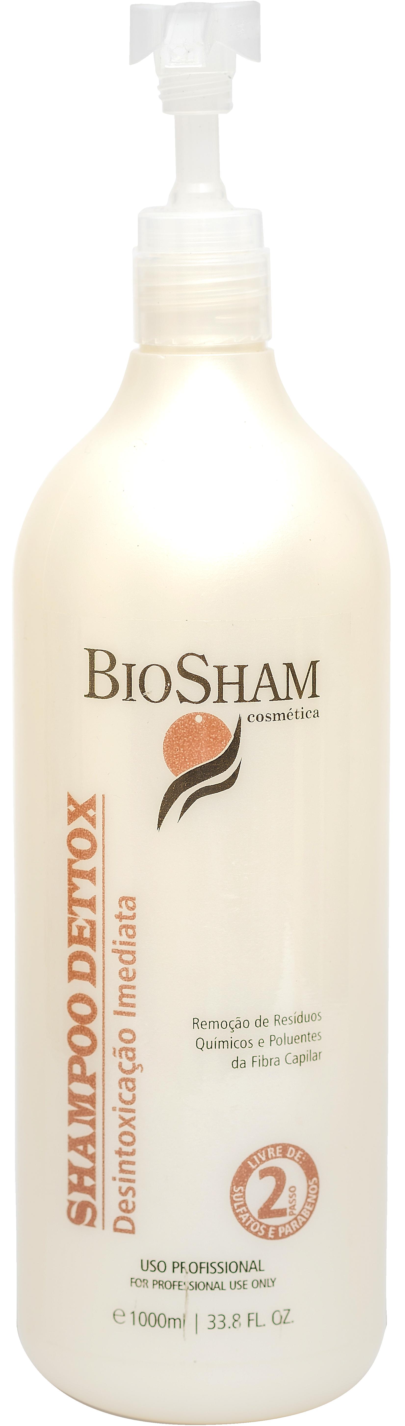 Shampoo Dettox Bioplastia