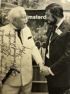 Bob with Colonel Sanders.jpg