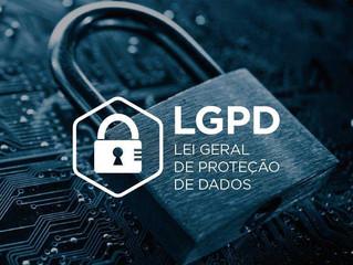 Orientação: Lei Geral de Proteção de Dados (LGPD).