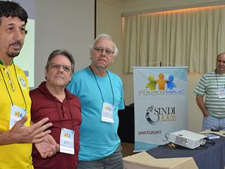 I Encontro Sindical promove a integração entre empresários