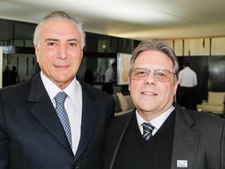 SINDIJOIAS participa de encontro de empresários com presidente Temer