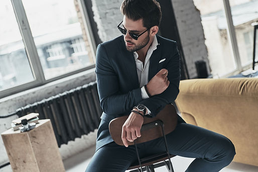 mens styling and the haute edit