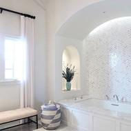 Tallon Carrara & Tassos Marble Tile.jpg