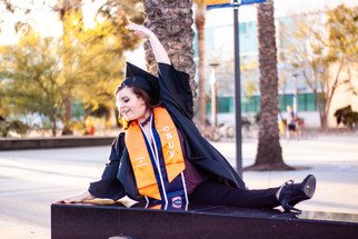 Graduation 2018- California State University Fullerton