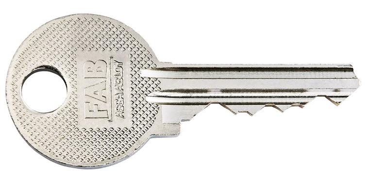 štandardné FAB zúbkované klúče