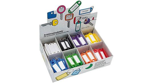 označovače a popisky na klúče