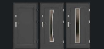 SETTO exteriérové dvere-banner