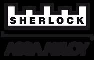 SHERLOCK exteriérové dvere-logo