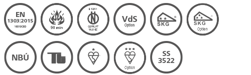 Medzinárodné certifikácie ICS