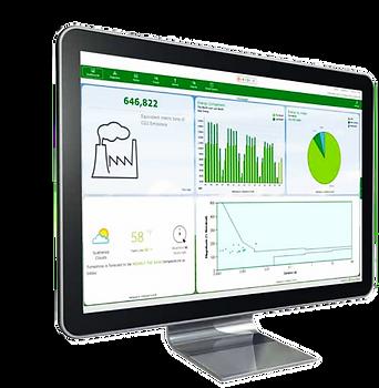 Monitoreo Calidad de Energía a través de Ecostruxure de Schneider Electric por Transfertec Ingeniería