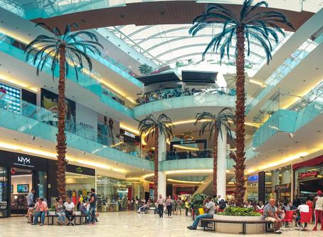 Agora Mall Santo Domingo Primer Mall LEED en RD