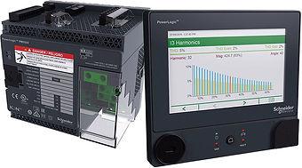 ION 9000 a través de Ecostruxure de Schneider Electric por Transfertec Ingeniería
