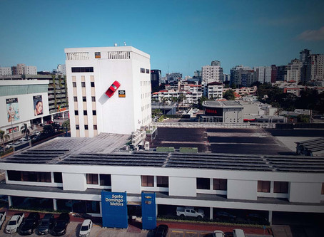 Complejo Ecofriendly Santo Domingo Motors