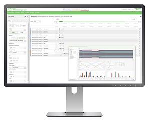 Monitoreo de Energia y Calidad de Energía a través de Ecostruxure de Schneider Electric por Transfertec Ingeniería