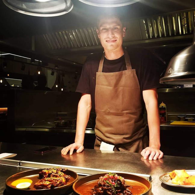 Chef Tyler stages at Kricket, White City