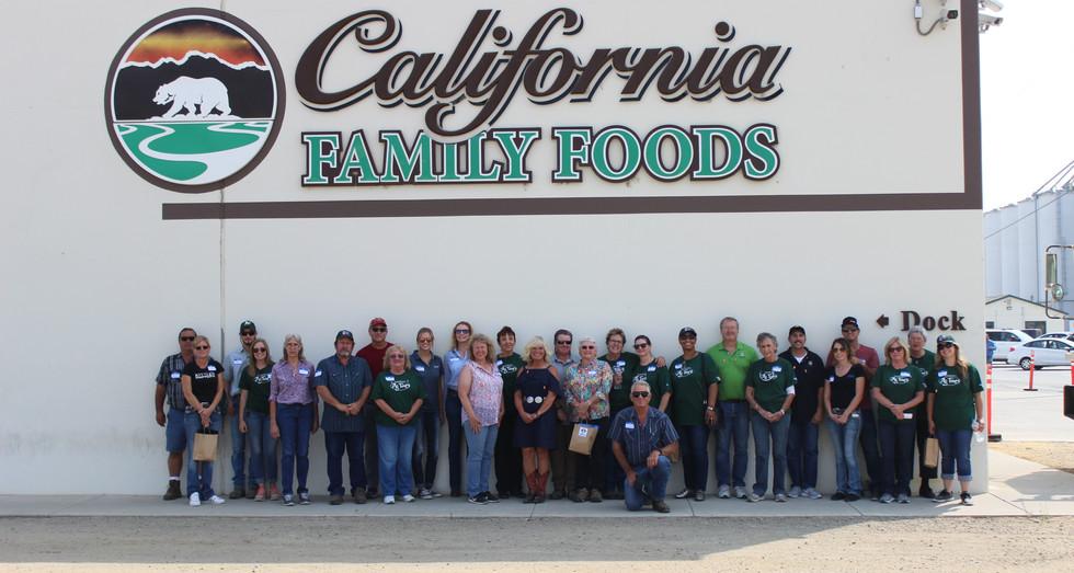 California Family Foods