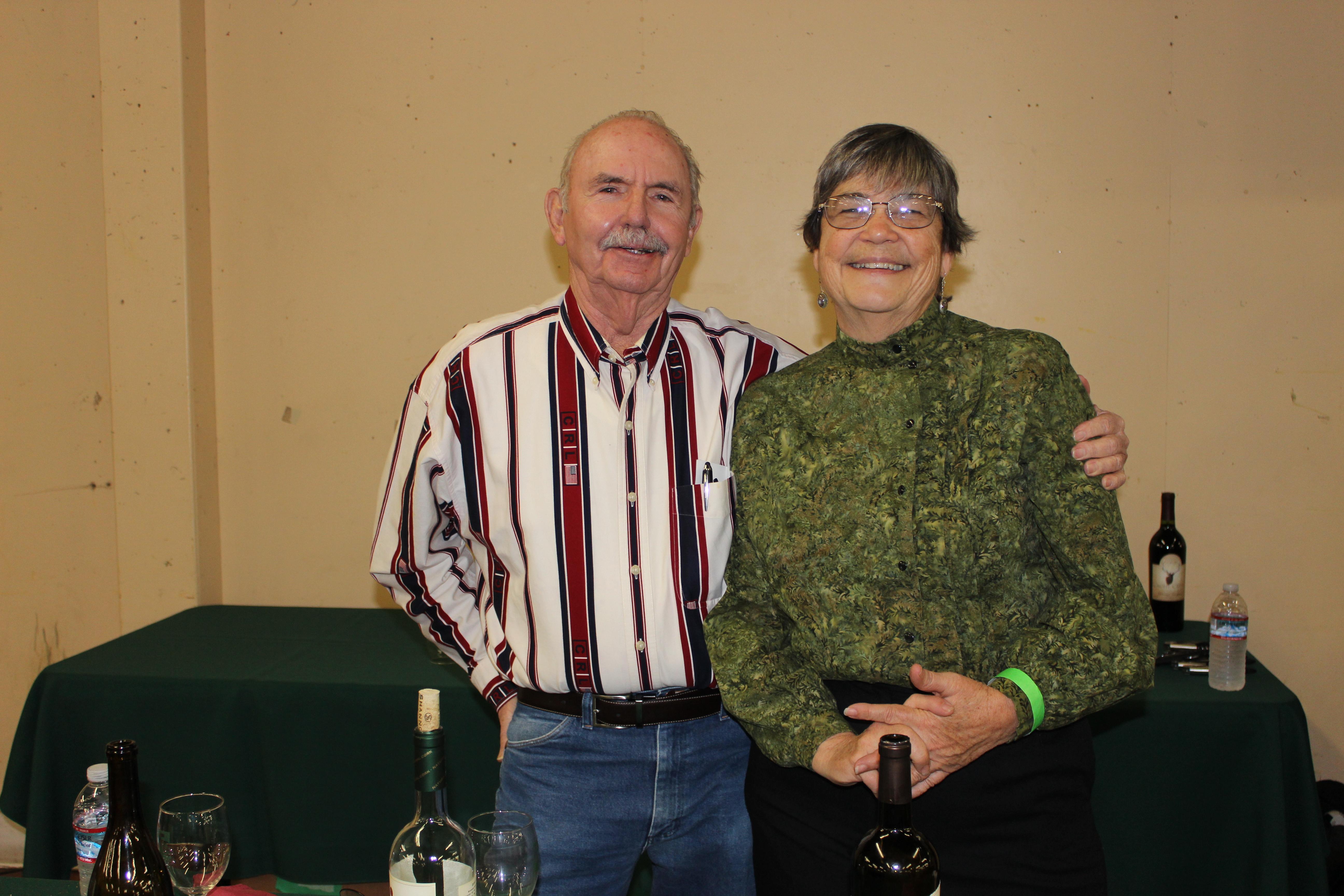Chuck and Theresa
