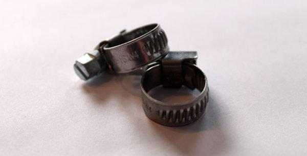 Schauchschelle 10-16 mm
