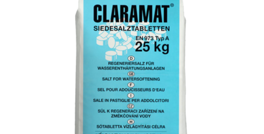 Salztabletten Claramat 25 Kg