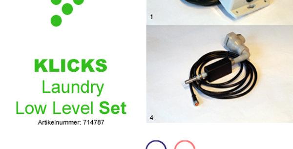KLICKS Laundry Low-Level Set