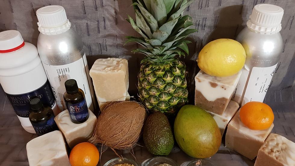 Tutti Fruity CP/HP Soap Recipes CPSR Assessment Report