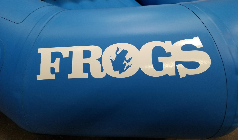 Frogs Logo