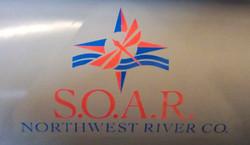 SOAR Rafting Logo