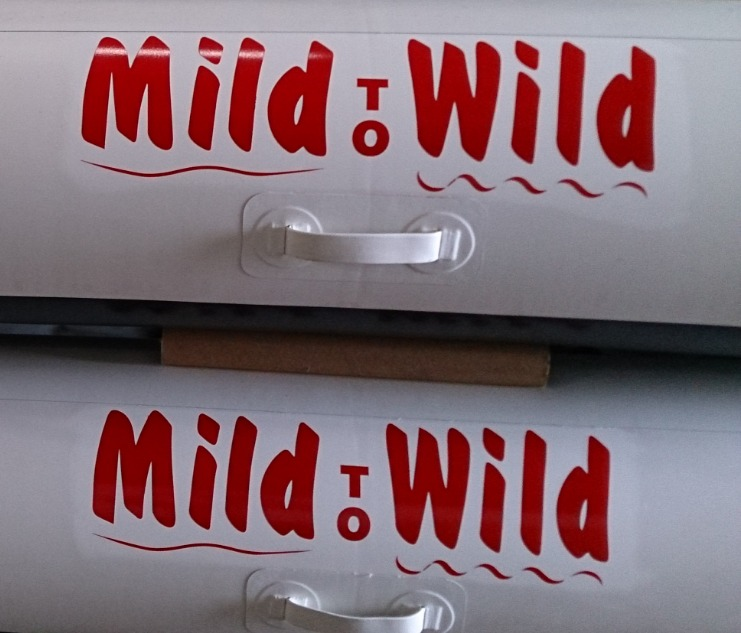 Mild to Wild Rafting Logo