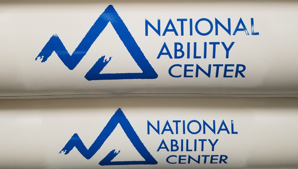 National Ability Center Rafting Logo