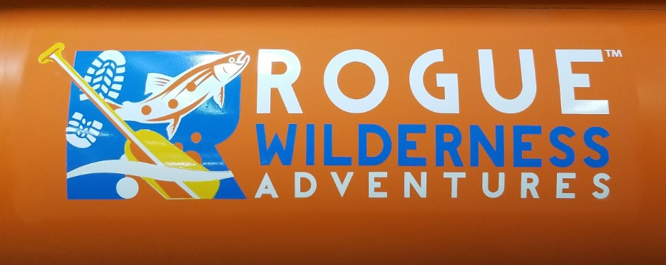 Rogue Winderness Adventures Logo