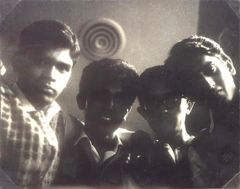 The Savages at Trincas Prabhakar Mundkur, Ralph Pais, Hemant Rao, Bashir Sheikh