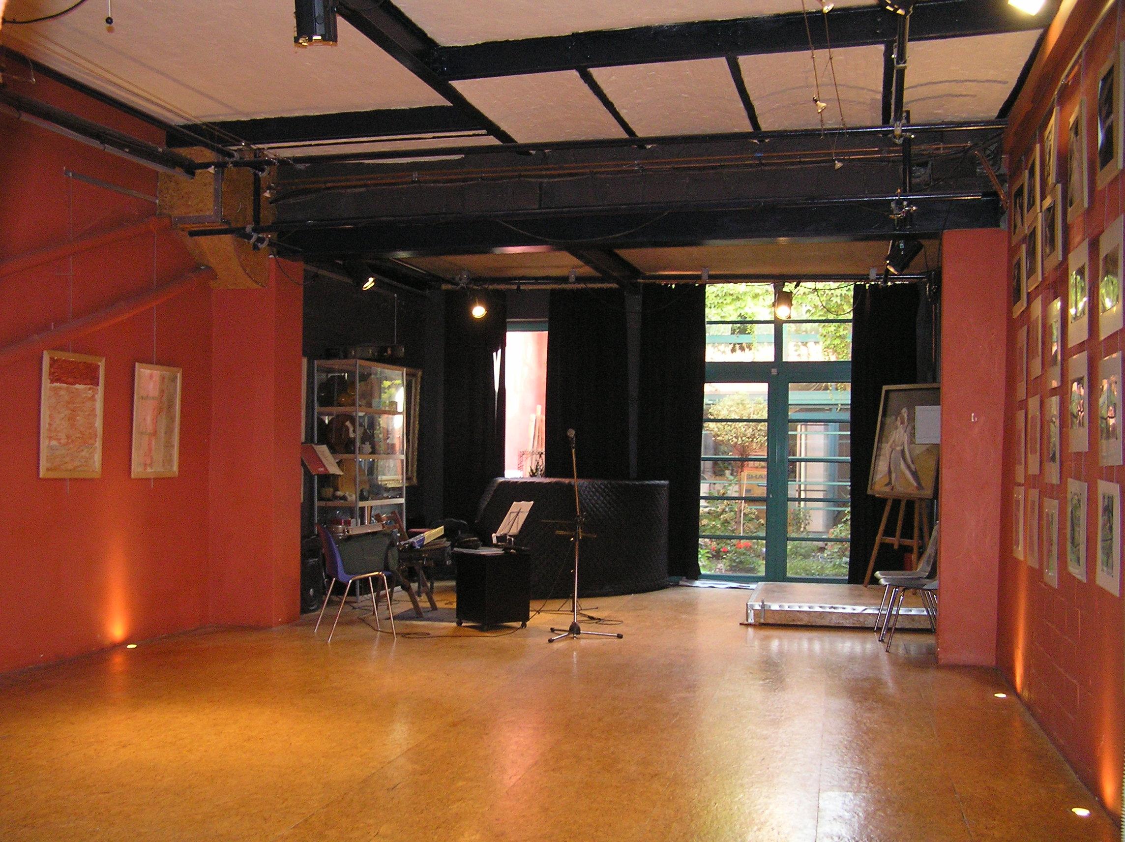 Galerie et atelier de Jo Lorente